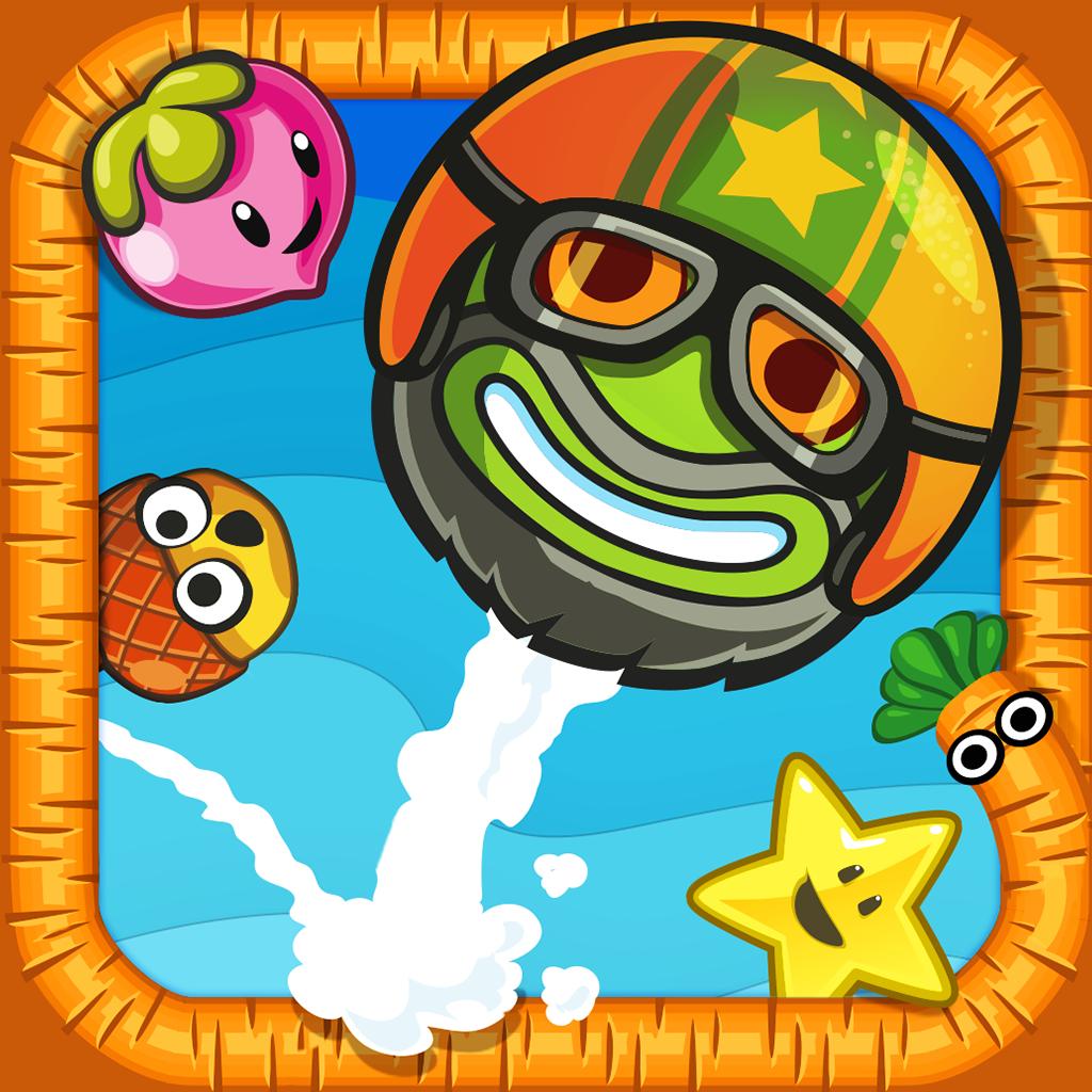 Papa Pear Saga iOS